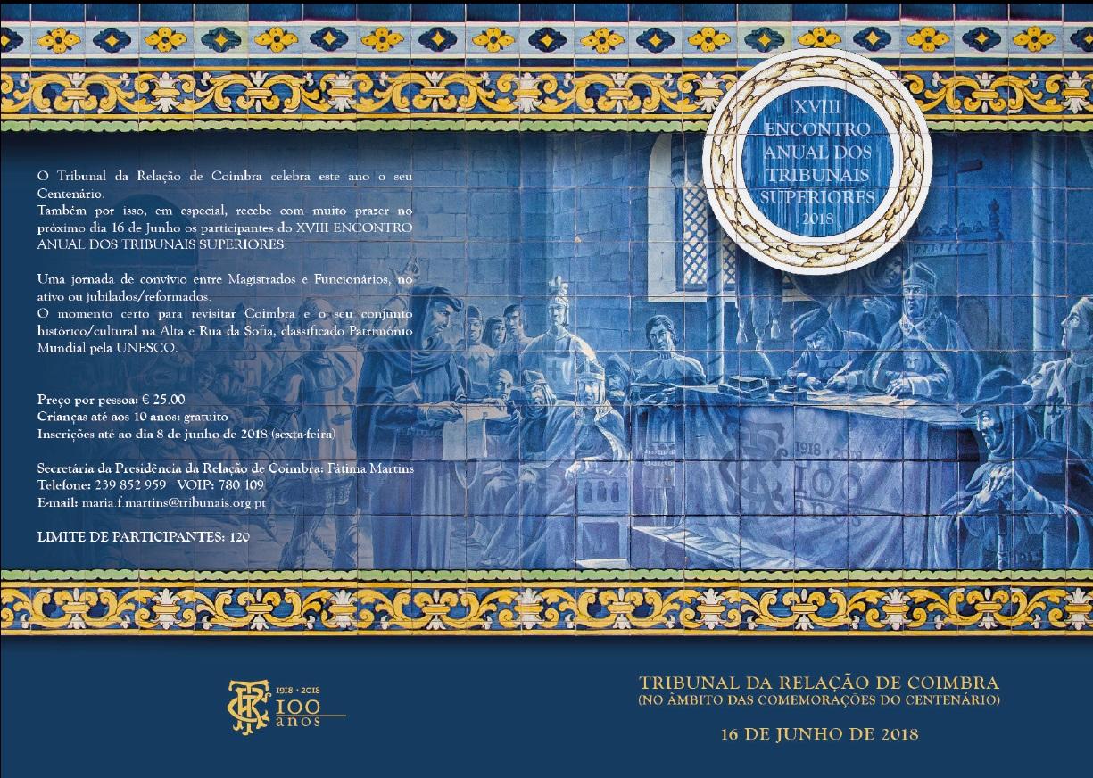 XVIII Encontro Anual dos Tribunais Superiores